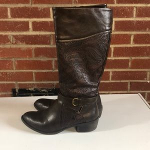 Judith riding boots